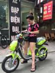 Xe đạp điện Nijia Eco
