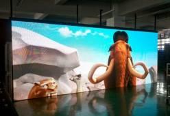 Ứng dụng bảng điện tử và màn hình Led fullcolor của Led Thanh Phong