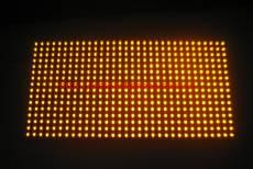 Led module p10 màu vàng