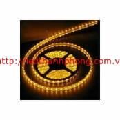 Led dây dán 3528 màu vàng