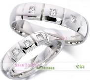 Nhẫn đôi bạc C1, Ô cửa tình yêu