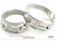 Nhẫn bạc, nhẫn đôi, C4, Mãi không rời xa