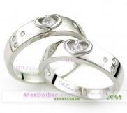 Nhẫn đôi, nhẫn bạc, C5 - Đôi tim yêu