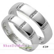 Nhẫn đôi bạc, C29, Lãng mạn