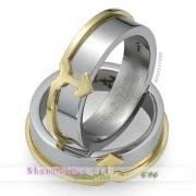 Nhẫn bạc, nhẫn đôi, C56, Chung hướng