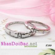 Nhẫn cặp, nhẫn bạc C66, Lời hứa