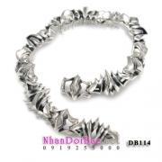 Vòng tay nam, lắc bạc DB114 - Tiếng Vang
