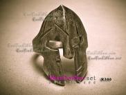 Nhẫn bạc nam | Spartan ring R300 - Thử thách