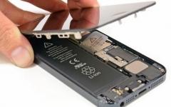 Apple lên kế hoạch thay thế pin cho iPhone 5 bị lỗi