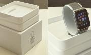 Hộp đựng đồng hồ thông minh của Apple Watch lộ diện