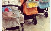 Túi treo xe đẩy Doomagic khác với các loại túi mẹ và bé khác như nào?
