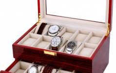 Bán hộp đựng đồng hồ uy tín, chất lượng cao