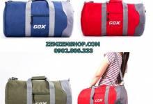 Túi trống du lịch Gox bền, đẹp, rẻ hn, hcm