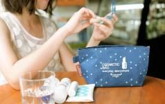 Bán túi đựng mỹ phẩm Msquare đẹp bền rẻ hn hcm