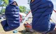 Túi ngủ Naturehike có ấm không?