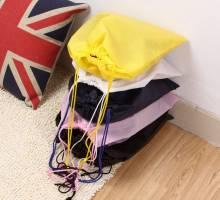 Combo 10 Túi Đựng Giày Dây Rút Vải Không Dệt