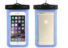 Túi Chống Nước Cho ĐT Iphone6Plus Samsung Note 4 Dưới 6,5'