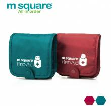 Túi Đựng Thuốc Kèm Hộp Thuốc Msquare