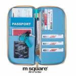 Ví đựng passport Msquare size S