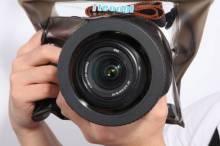 Túi chống nước cho máy ảnh Canon Nikon TTeoobl GQ-518L