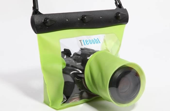 Túi chống nước máy ảnh Canon Nikon Sony Tteoobl GQ-518M