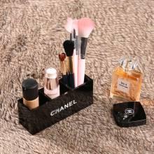 Khay đựng mỹ phẩm Chanel 3 ô