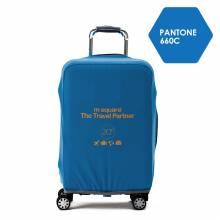 Túi bọc vali co dãn Msquare xanh Blue 20 26 28