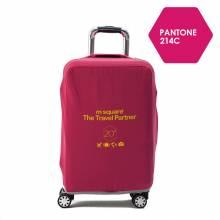 Túi bọc vali Msquare co dãn hồng Pink