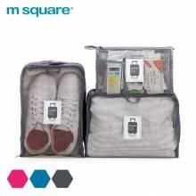 Set 3 túi lưới du lịch Msquare Lanscape