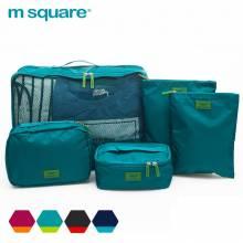 Set 5 túi du lịch Msquare