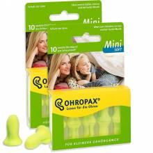 Bộ 5 bịt tai chống ồn Đức Ohropax Mini Soft nữ/trẻ sơ sinh