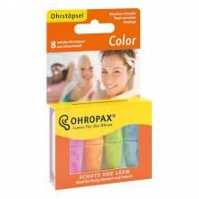 Bộ 4 bịt tai chống ồn Ohropax Colour Đức chính hãng cho nam/nữ