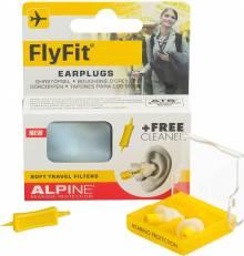 Bịt tai chống ồn đi máy bay Alpine Flyfit Hà Lan chính hãng