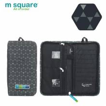 Ví du lịch cầm tay Msquare
