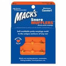 Bộ 6 bịt tai bơi người lớn chính hãng Mack's Mỹ