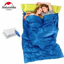 Túi ngủ đôi Naturehike (tặng gối hơi)