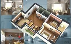 Phong thủy trong thiết kế nội thất chung cư những điều cần biết