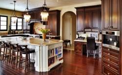 Tư vấn thiết kế thi công tủ bếp hiện đại