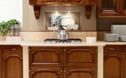 Lắp đặt tủ bếp nên chọn loại gỗ nào ?