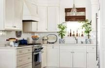 sự cân bằng trong không gian phòng bếp