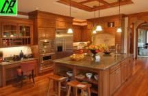 nguyên tắc trong phong thủy nhà bếp