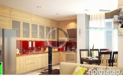 thiết kế nội thất đẹp cho phòng bếp