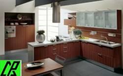bí quyết để tủ bếp nhà mình luôn tươi mới, đẹp và hiện đại