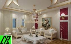 gợi ý thiết kế nội thất cổ điển cho 3 không gian chính
