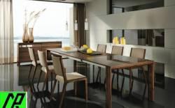 tư vấn thiết kế nội thất bằng gỗ cho nhà bếp hiện đại