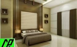 xu hướng thiết kế phòng ngủ 2013: Đề cao sự tinh tế