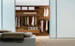 Các vị trí lý tưởng trong phòng ngủ để đặt tủ quần áo