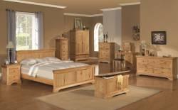 Chất liệu gỗ sồi cho bàn ghế phòng khách bền với thời gian