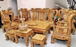 Mỗi không gian phòng khách có một loại bàn ghế phù hợp