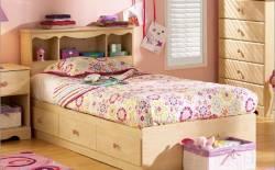 Giường ngủ tuyệt vời cho bé gái 08